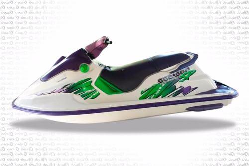 Kit Adesivo Jet Ski Sea Doo Sp 1997 Sd19