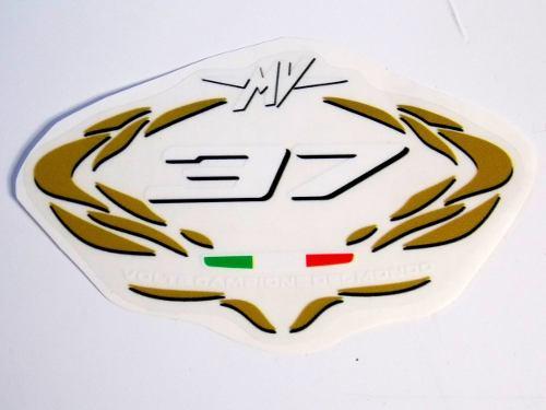 Adesivo Emblema Mv Agusta F4 Ag009