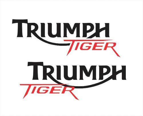 Kit Adesivo Triumph Tiger 800xc 800 Xc 2013 Tg001