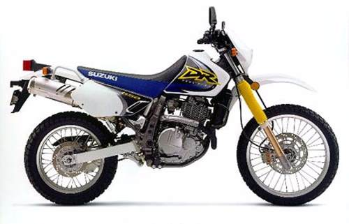 Kit Adesivos Suzuki Dr 650 Dr650 1999 Dr011