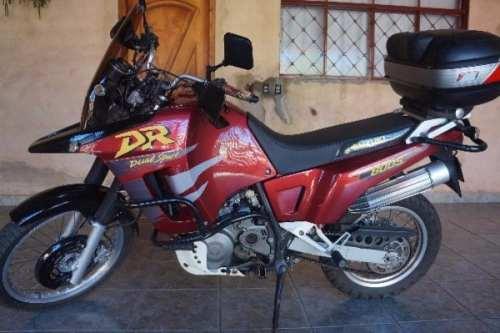 Kit Adesivos Suzuki Dr 800 Dr800 1996 Vinho Dr015