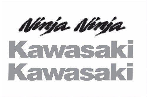Kit Adesivo Kawasaki Ninja 300 Verde Nj013