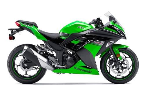 Kit Adesivo Kawasaki Ninja 300 Verde Edicao Especial Ninvd