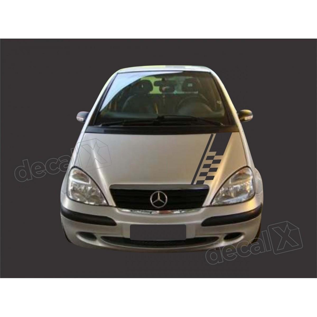 Adesivo Capo Mercedes Classe A 3m A5