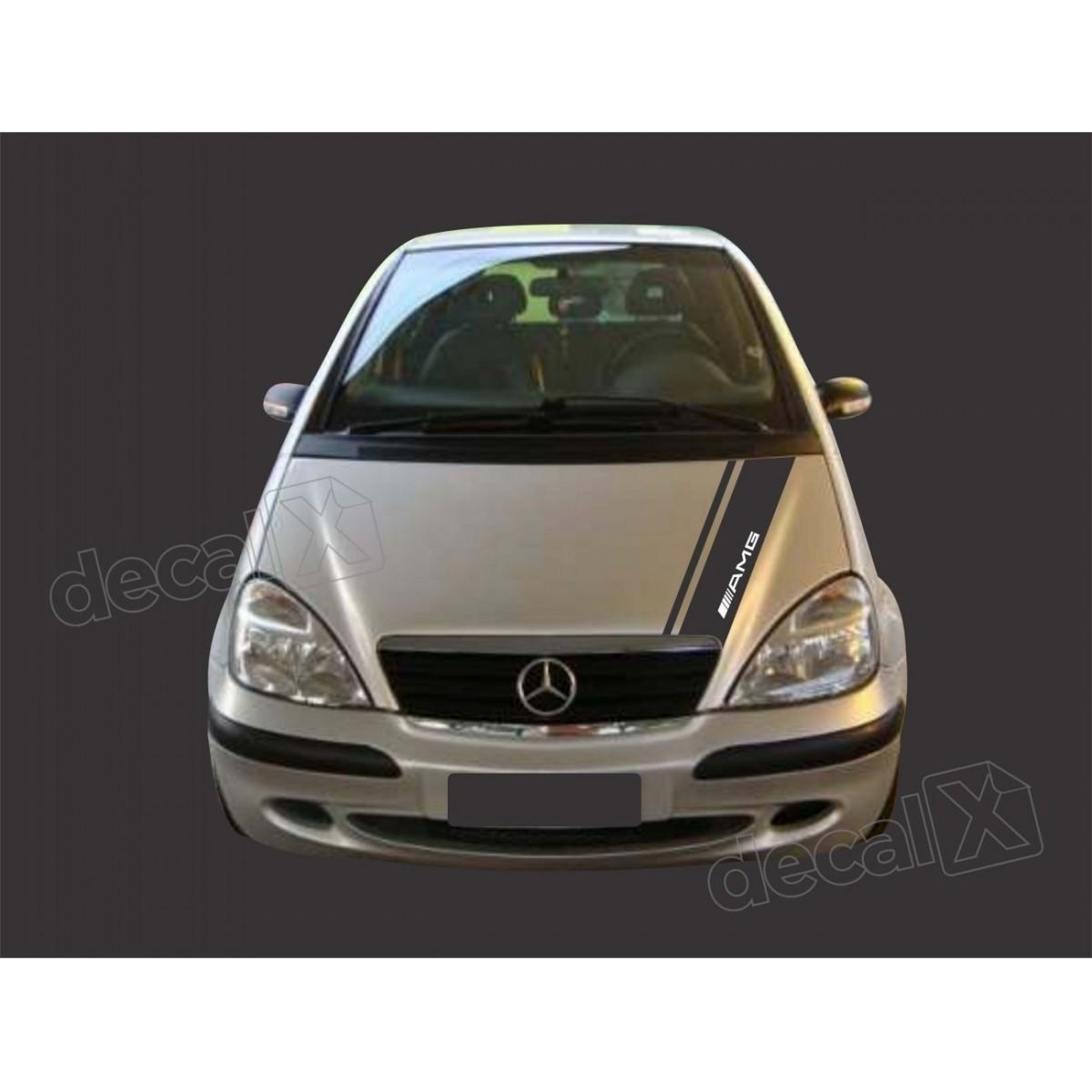 Adesivo Capo Mercedes Classe A 3m A6