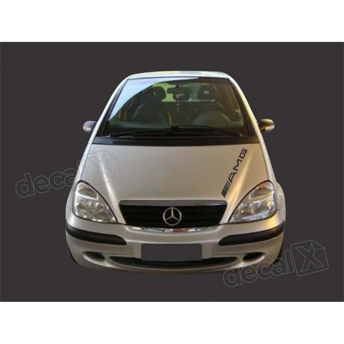 Adesivo Capo Mercedes Classe A 3m A7