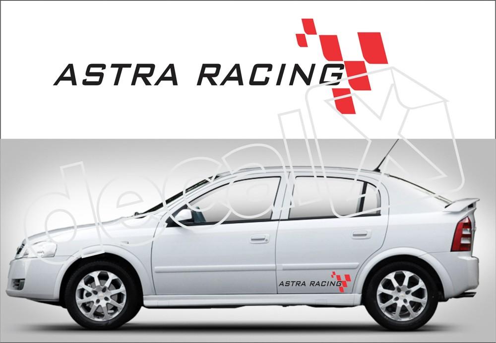 Adesivo Chevrolet Astra Faixa Lateral 3m At010