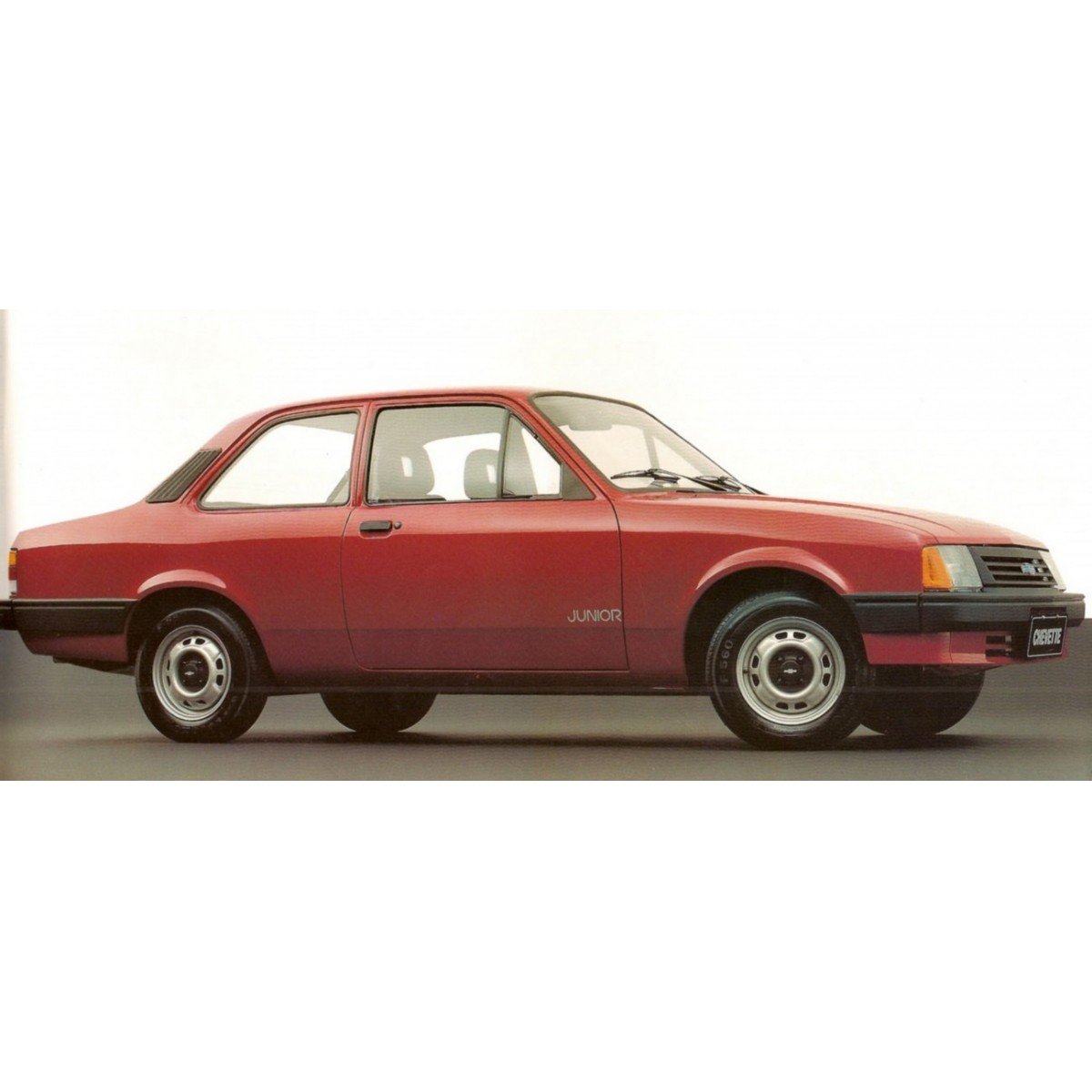 Adesivo Chevrolet Chevette Junior Cj001