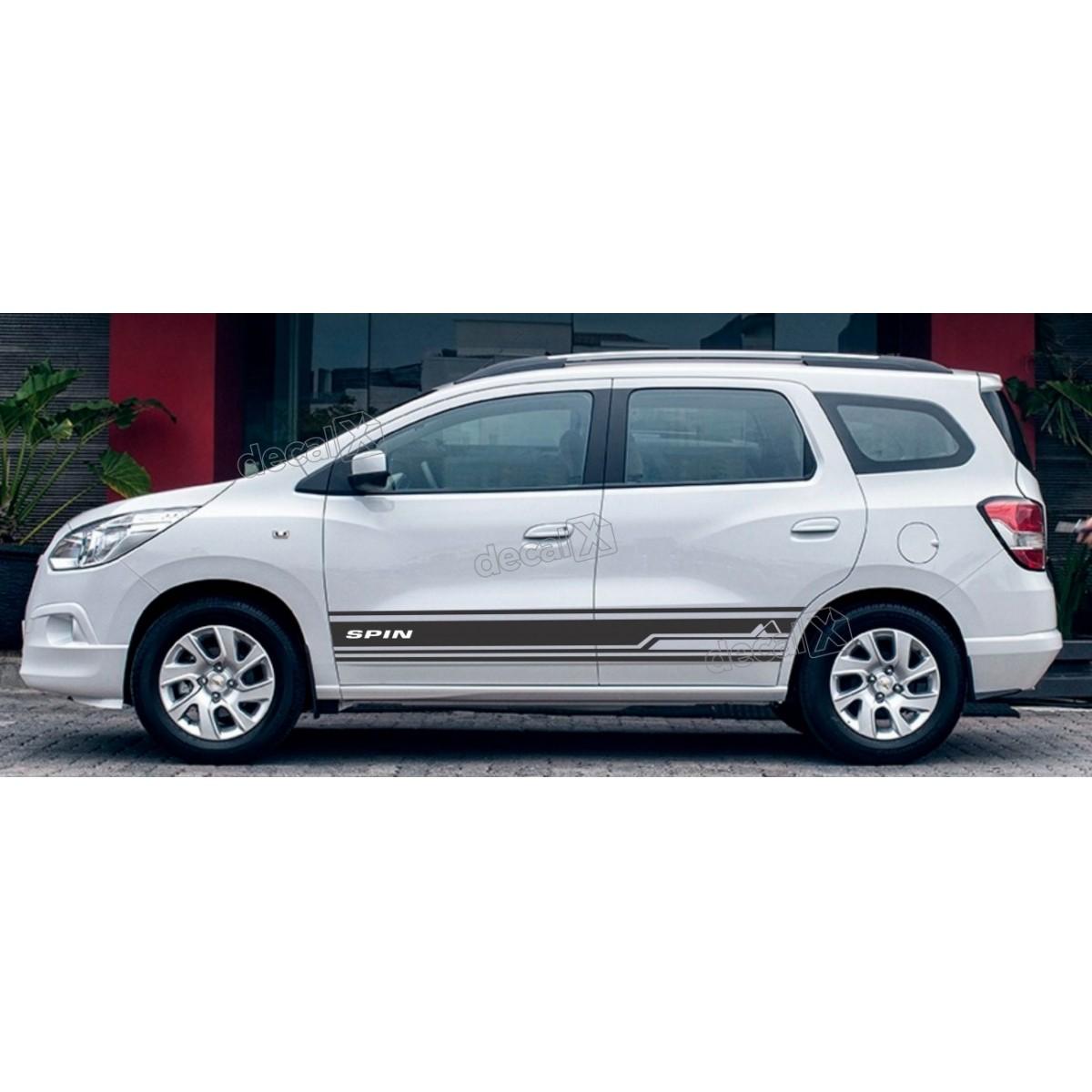 Adesivo Chevrolet Spin 3m Spin01
