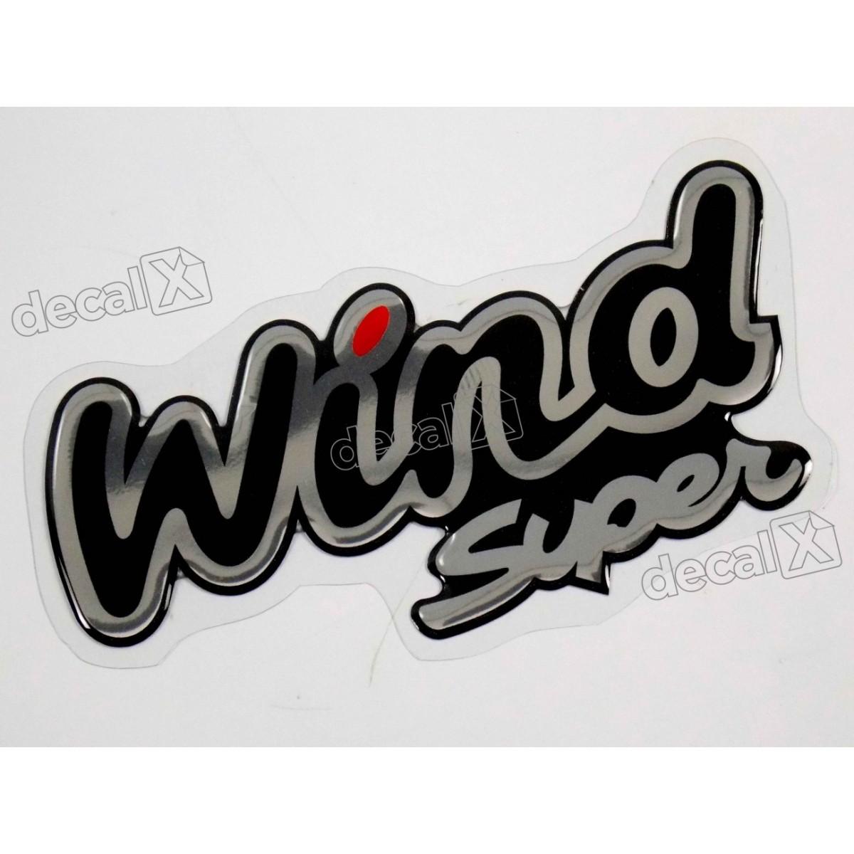 Adesivo Corsa Wind Super Ws011