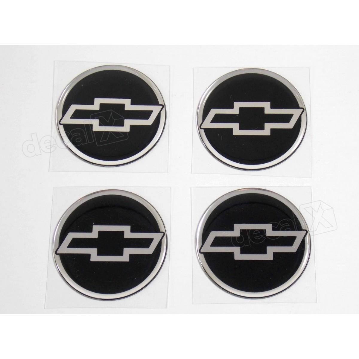 Adesivo Emblema Resinado Roda Tracker 55mm Cl19