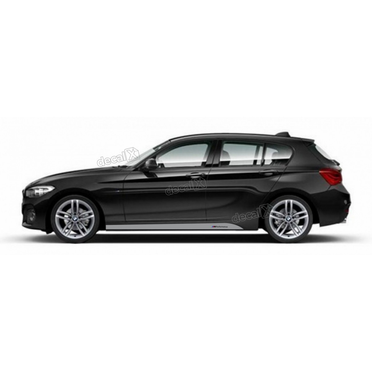 ADESIVO FAIXA CAIXA DE AR BMW X1