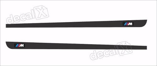 Adesivo Faixa Lateral Bmw X5 X53