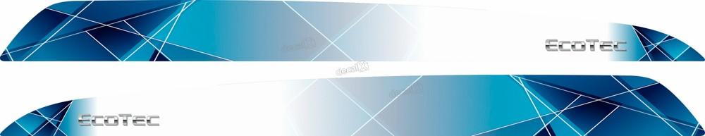 Adesivo Faixa Lateral Chevrolet Tracker Personalizado Tkr011