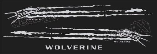 Adesivo Faixa Lateral Fiat Bravo Wolverine Bvowlv04