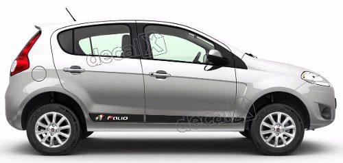 Adesivo Faixa Lateral Fiat Palio Ploa03