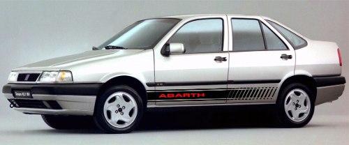 Adesivo Faixa Lateral Fiat Tempra Abarth Tmpra04