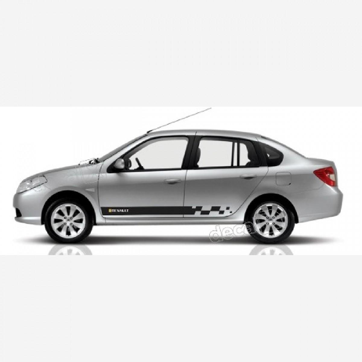 Adesivo Faixa Lateral Fiat Uno Mp213