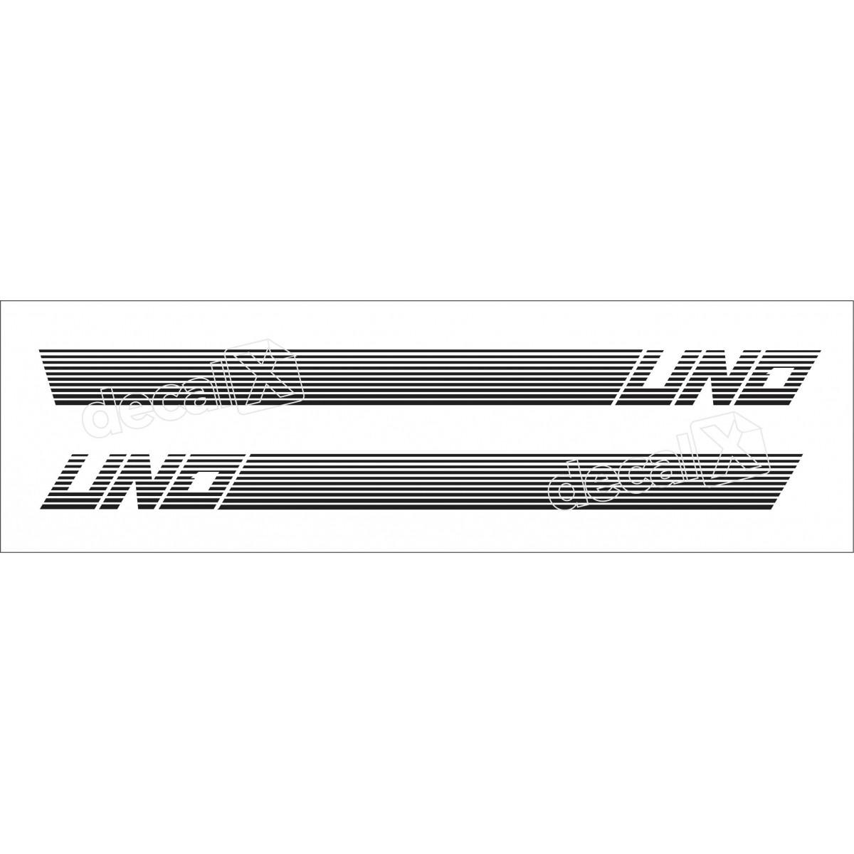 Adesivo Faixa Lateral Fiat Uno Unod10