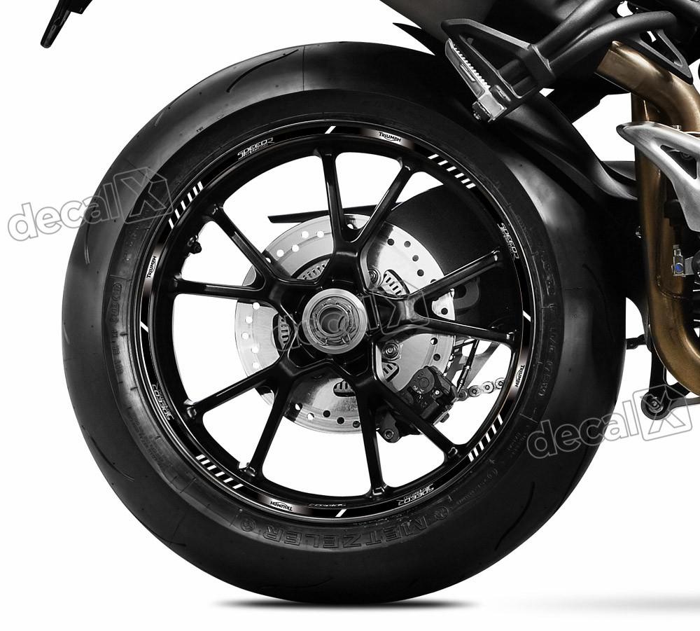 Armario De Parede Pequeno ~ Adesivo Friso Refletivo Roda Triumph Speed Triple 1050 Fri12 Adesivos para motos& Adesivos
