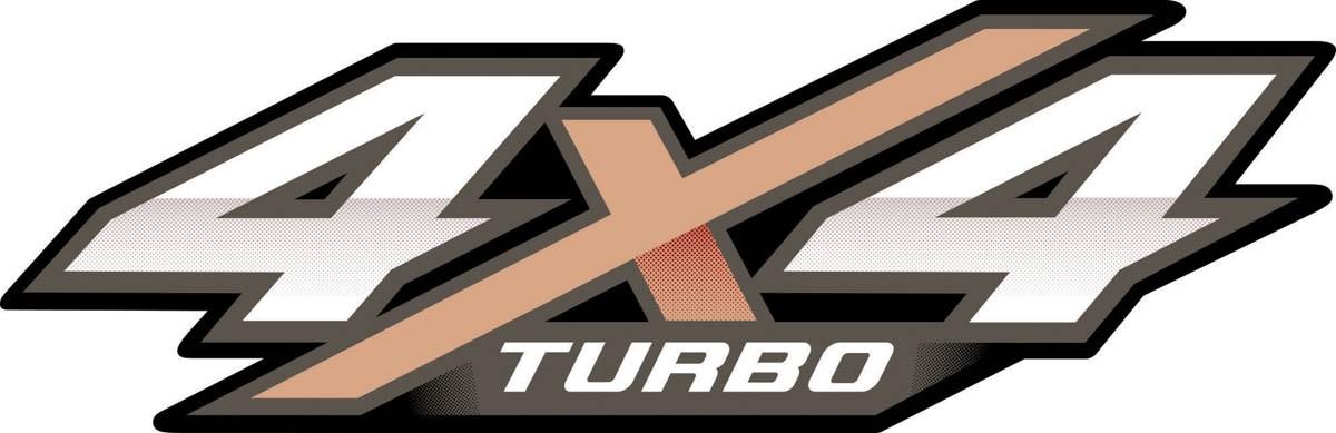 Adesivo Toyota Hilux 2016 4x4 Turbo Decalx