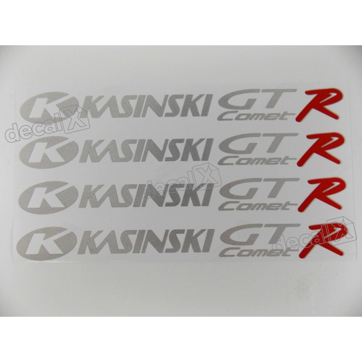 Adesivos Centro Roda Refletivo Moto Kasinski Comet Gtr Rd2