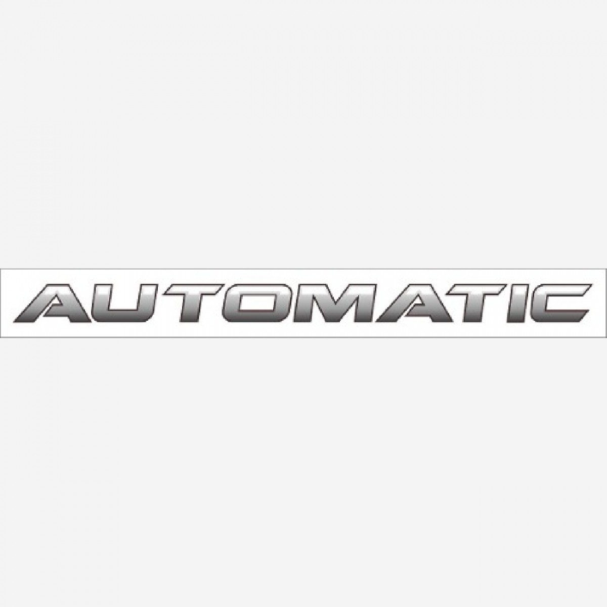 Emblema Adesivo Automatic Toyota Hilux Srv Decalx