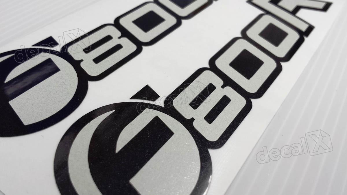 Emblema Adesivo Bmw F800r Par Bmwf800rb
