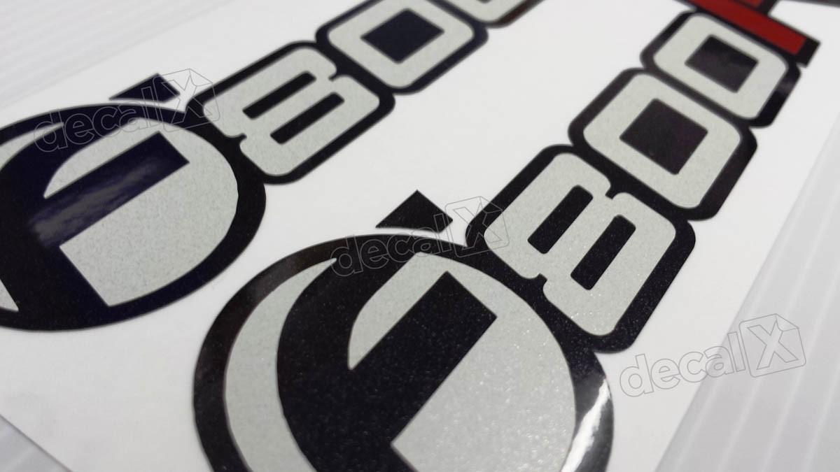 Emblema Adesivo Bmw F800r Par Bmwf800rv