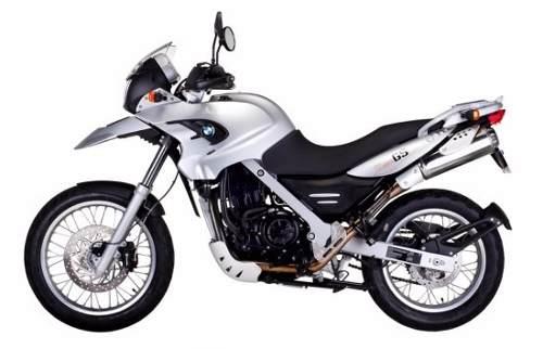 Emblema Adesivo Bmw G650 Gs Branca Par Decalx