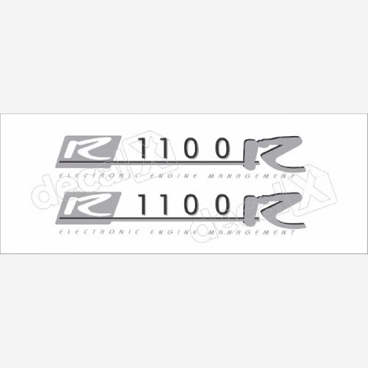 Emblema Adesivo Bmw R1100r Par Decalx