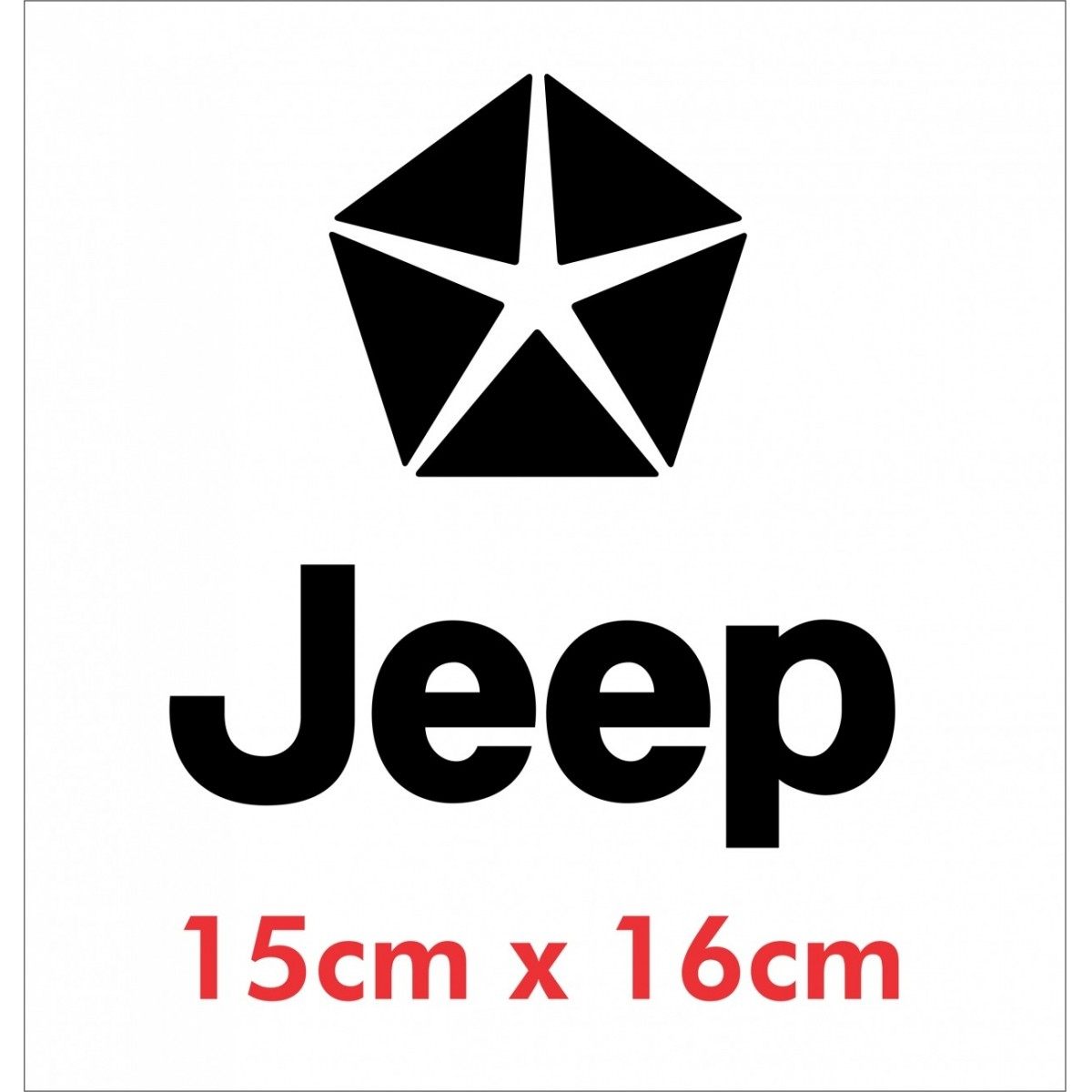 Emblema Adesivo Camel Jeep Willys Renegade Cherokee ad20