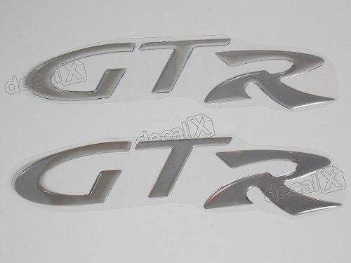 Emblema Adesivo Resinado Kasinski Gtr Par Rs15