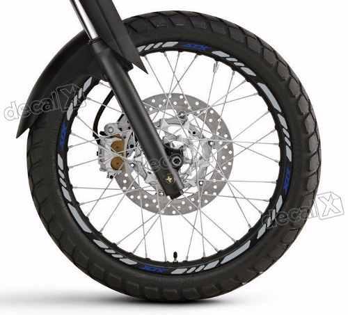 Armario De Parede Pequeno ~ Kit Adesivo Friso Refletivo Roda Moto Yamaha Xtx Fri35 Adesivos para motos& Adesivos