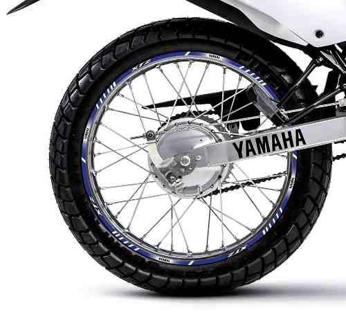 Armario De Parede Pequeno ~ Kit Adesivo Friso Refletivo Roda Moto Yamaha Xtz 125 Fri64 Adesivos para motos& Adesivos