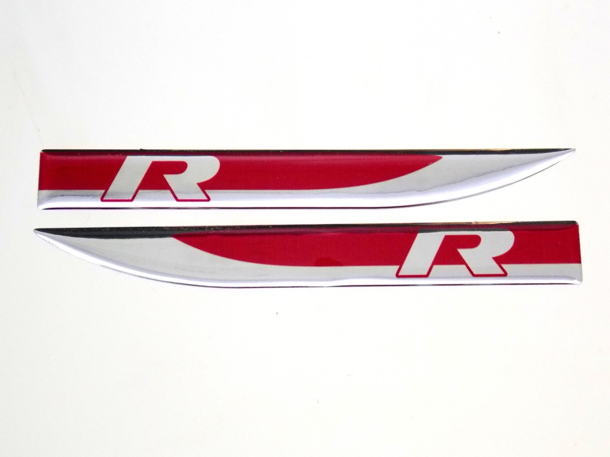 Kit Adesivo Resinado Protetor De Porta Volks Golf R Pprs08