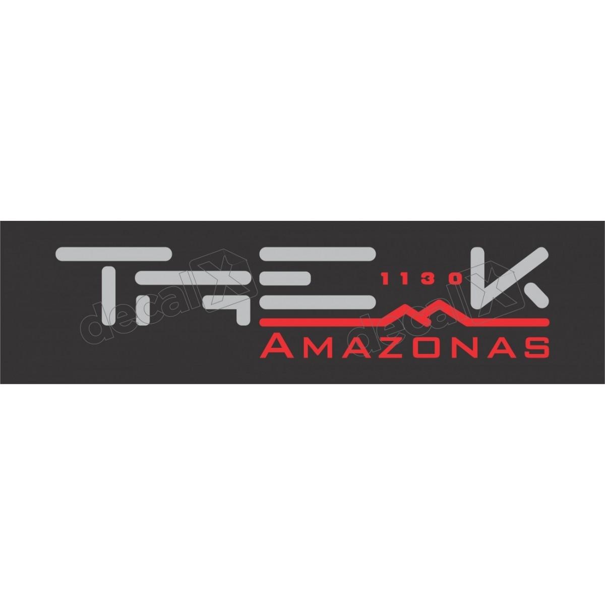 Kit Adesivos Benelli Trek 1130 Amazonas Decalx