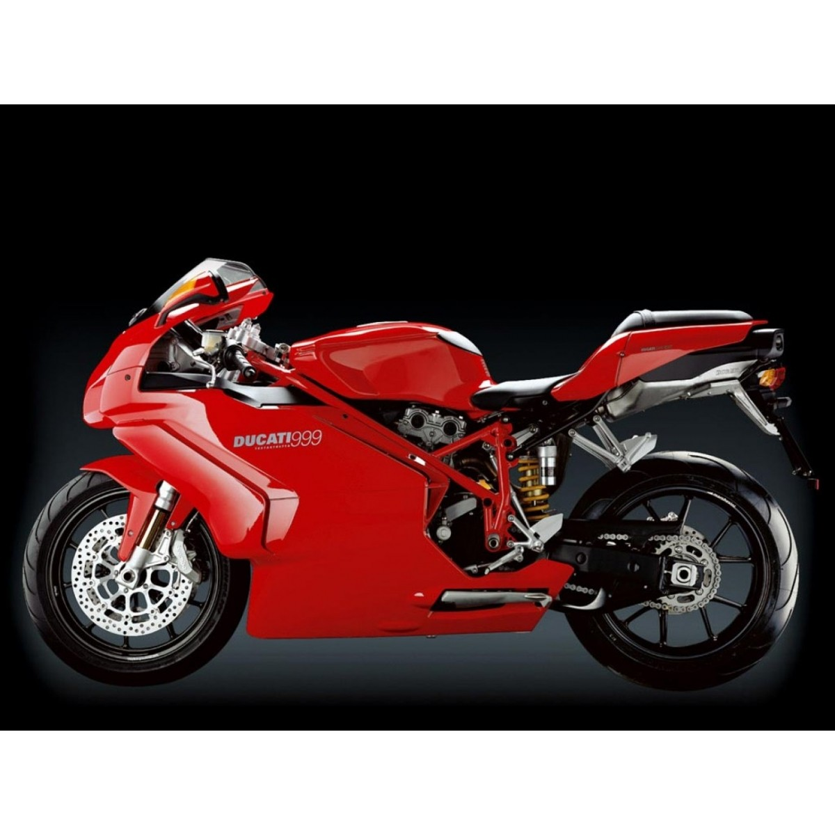 Kit Adesivos Ducati 999 Desmoquattro Performance Dct99902