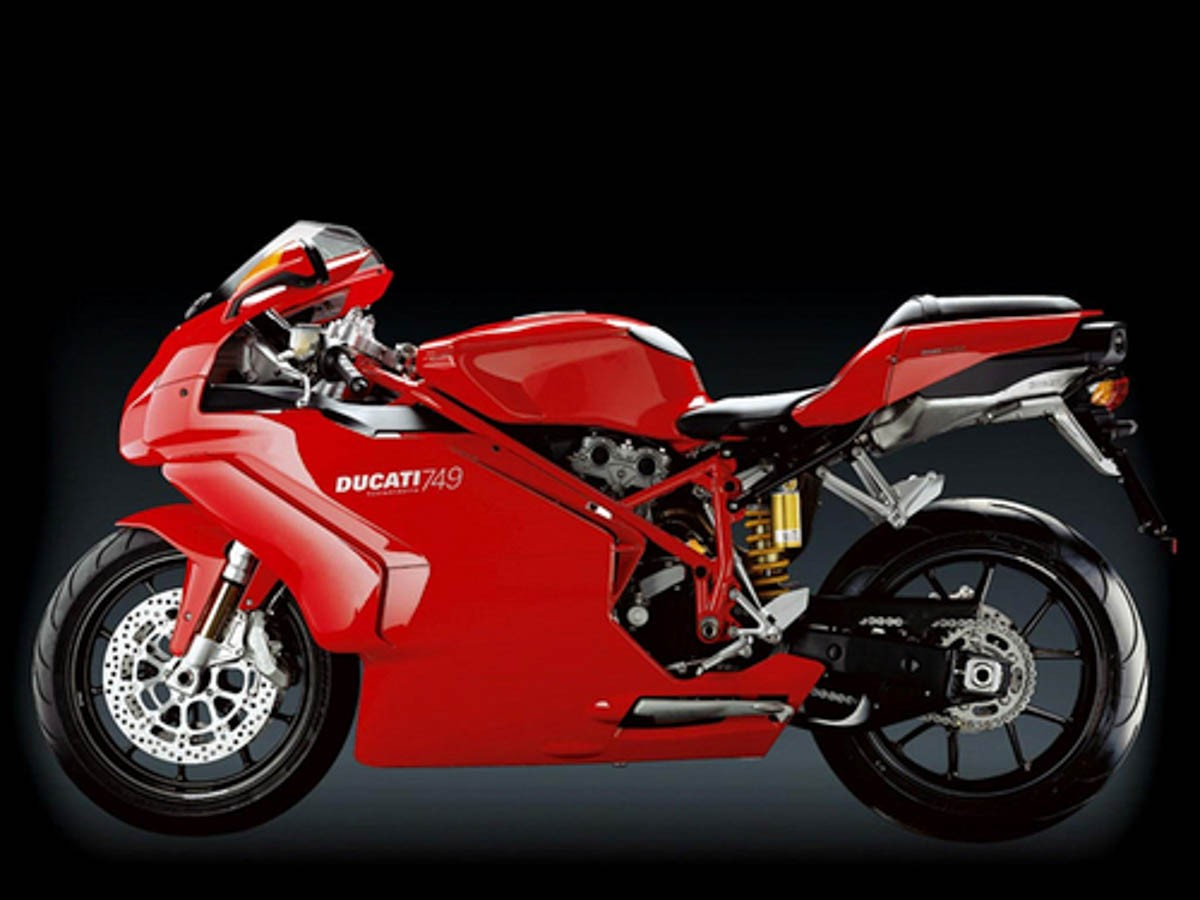 Kit Adesivos Ducati Superbike 749 Testastretta Dct74903