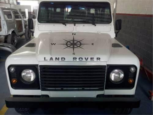 Kit Adesivos Faixas Land Rover Defender 110 Dfndr11