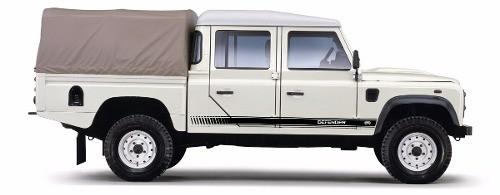 Kit Adesivos Faixas Land Rover Defender 110 Dfndr20