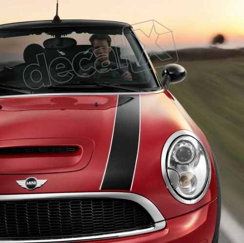 Kit Faixas Capo Mini Cooper 3m Fa11