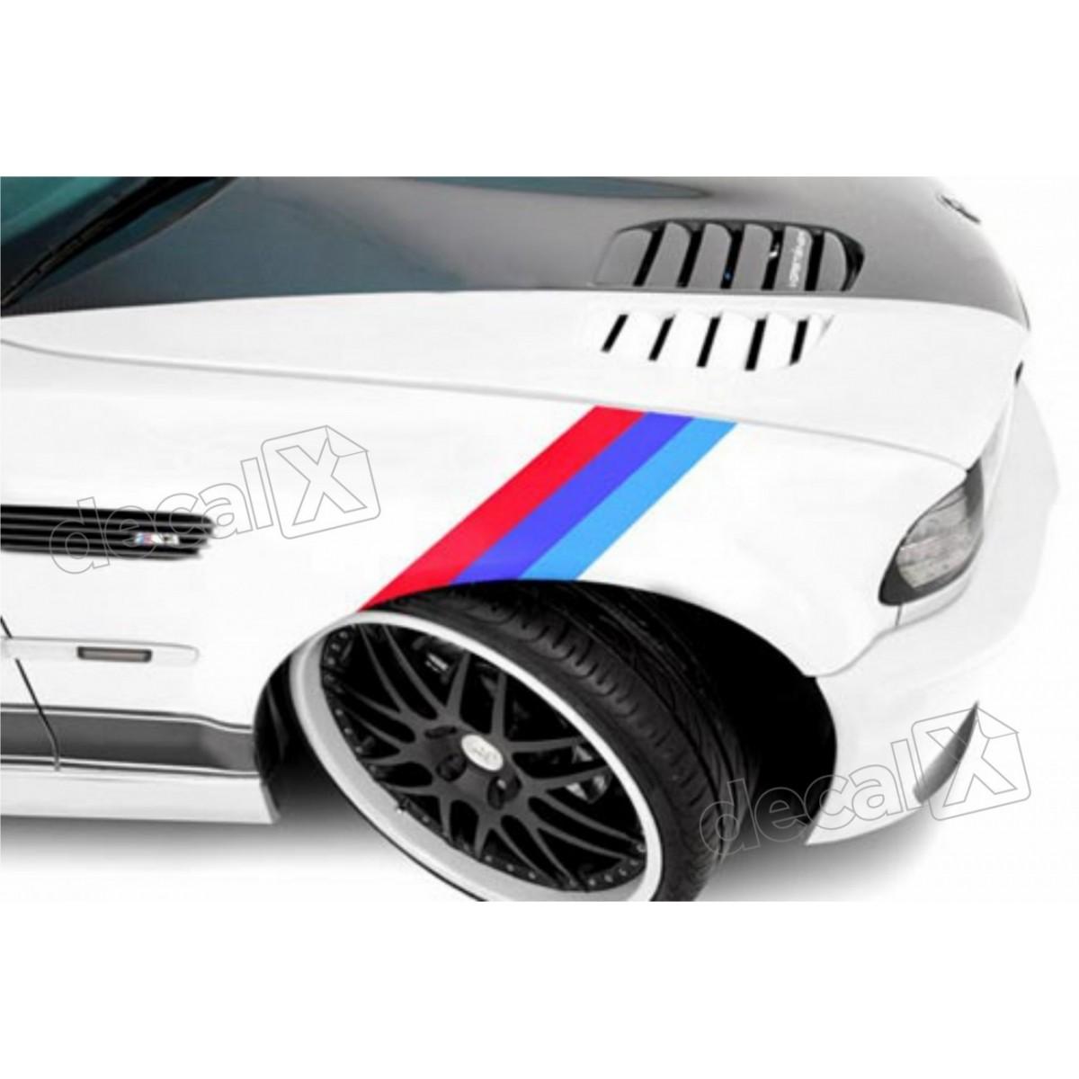 KIT FAIXAS LATERAIS BMW X3 X33