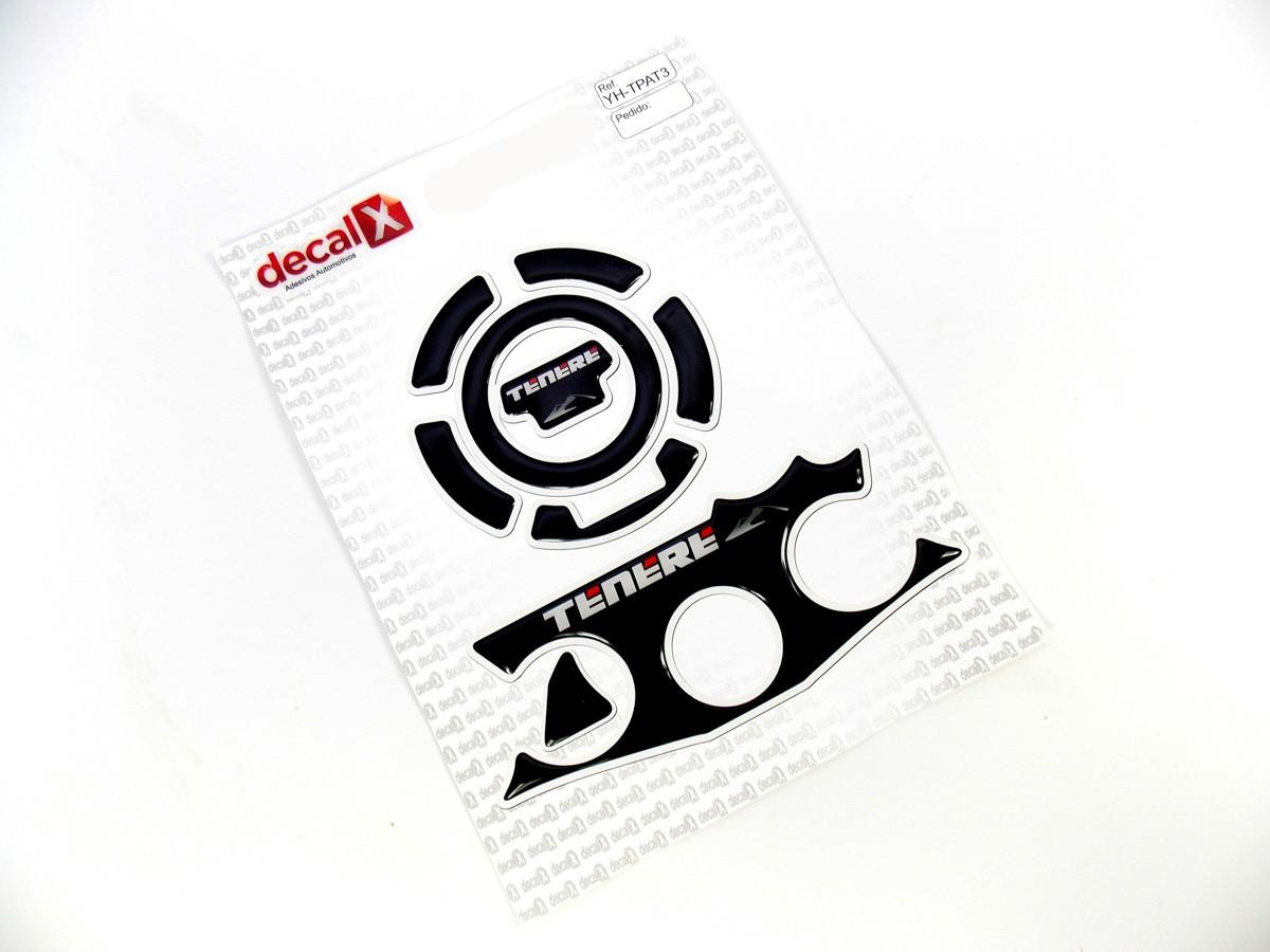 Kit Protetor De Mesa Bocal Resinado Yamaha Tenere Tpat3