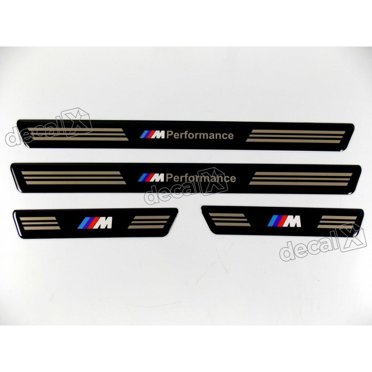 Soleira De Proteção Bmw Performance - Decalx