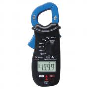 Alicate Amperímetro Profissional Portatil Et-3100 Minipa
