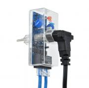 Protetor Surtos Raios Dps Energia + Ethernet 10746 Clamper