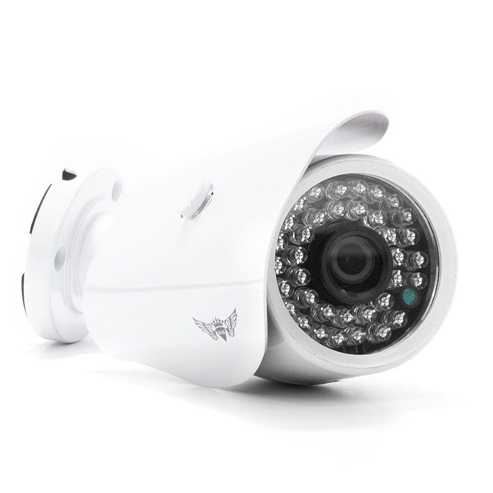 Câmera de Segurança IP 1.3 Mega Pixel IR 30 Metros