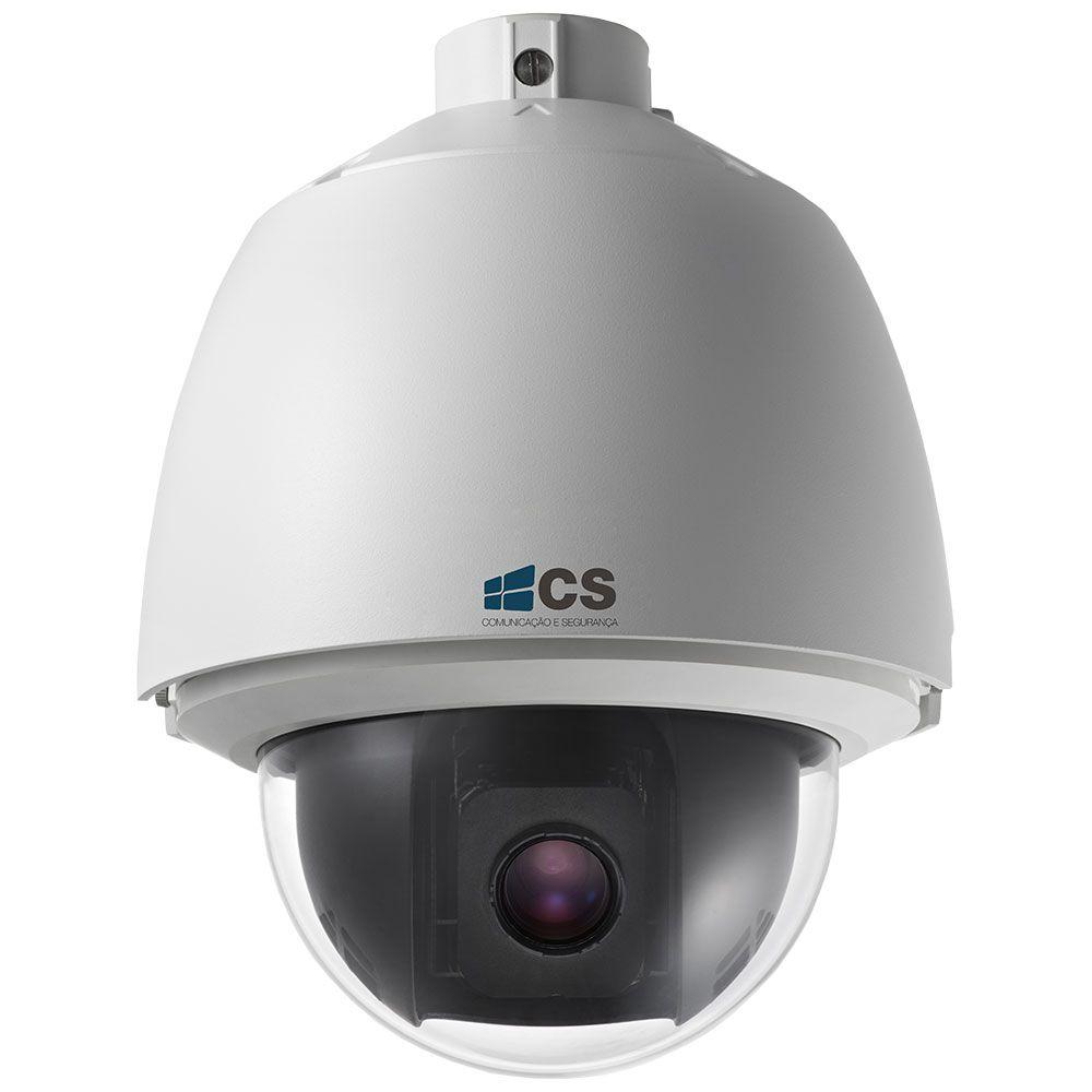 Câmera Speed Dome Ptz Óptico 23x Sensor Ccd Sony Ct823sd Cs