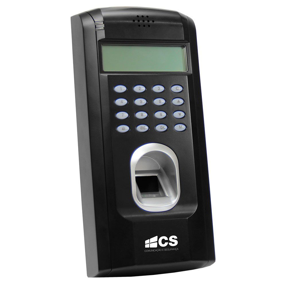 Controlador De Acesso Com Software De Acesso Biofinger 82k